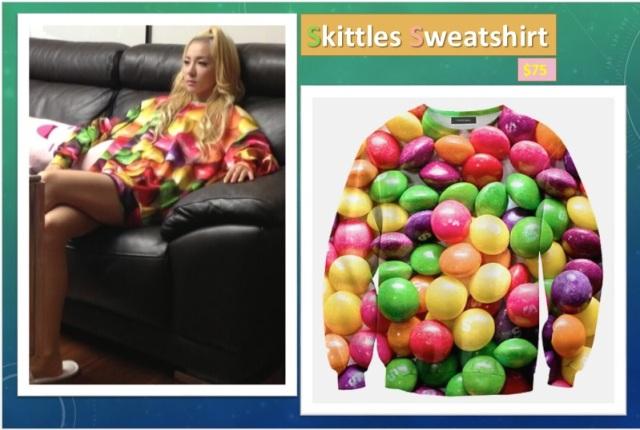 Skittles Sweatshirt